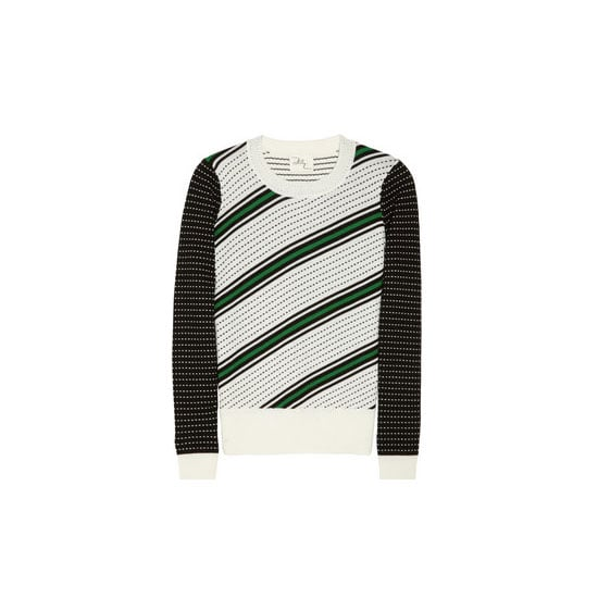Statement knits will give you a stylish start to the A/W '13 season. Knit, approx $280 (was approx $401), Milly at Net-a-Porter