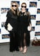 Twinning combo: The girls coordinated more than their sheer monochromatic ensembles, both opting for white clutches and blackout shades for the Broadway opening of Lend Me a Tendor in April 2010.  Mary-Kate worked a dual-textured coat over her sheer-overlay dress, then added a pop of flair via a white Proenza Schouler clutch. Ashley embraced her girlie side in a sheer-overlay dress with bow details and dainty ankle-strap sandals.