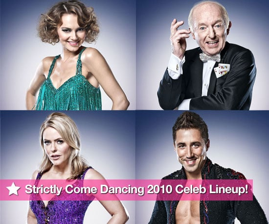 Pictures of Strictly Come Dancing 2010 Lineup See All the Celebrities Including Gavin Henson, Kara Tointon, Patsy Kensit
