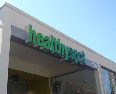 Healthy Spot Santa Monica