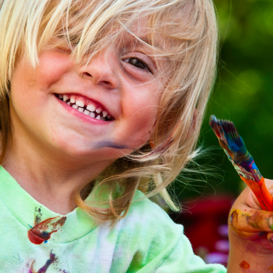 How to Remove Common Kid Stains