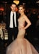 Darren Le Gallo and Amy Adams posed during the Golden Globes.