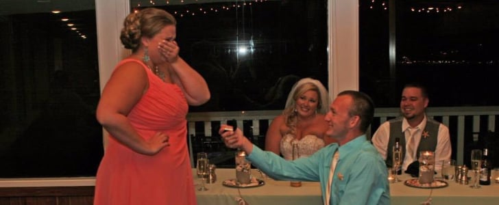 So It Turns Out This Wedding Proposal Wasn't the D*ck Move We Thought It Was