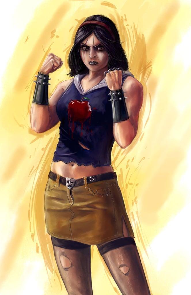 Fighter Snow White