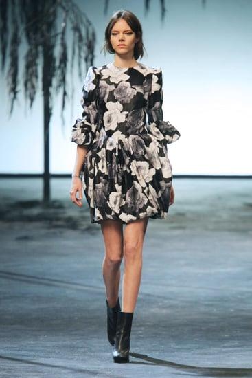 Fall 2011 Paris Fashion Week: Lanvin
