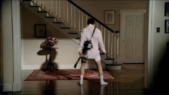 Guitar Hero Commercials Feature American Idol's David Cook and David Archuleta Re-Enacting Risky Business Scene