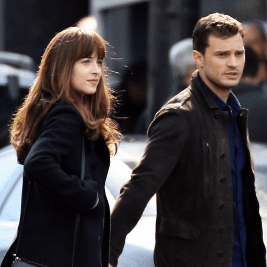 Fifty Shades Darker Movie Set Pictures