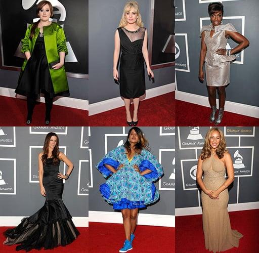 British Women at Grammy Awards 2009
