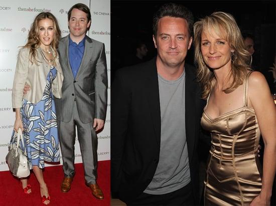 Then SJP, Matthew and Helen Found Their Premiere
