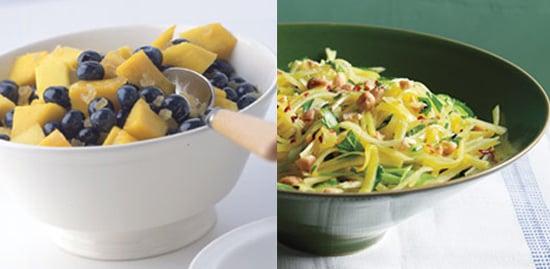Green Mango Salad vs. Sweet Mango Salad
