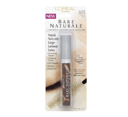 L'Oreal Bare Naturale Luminous Lengthening Mascara