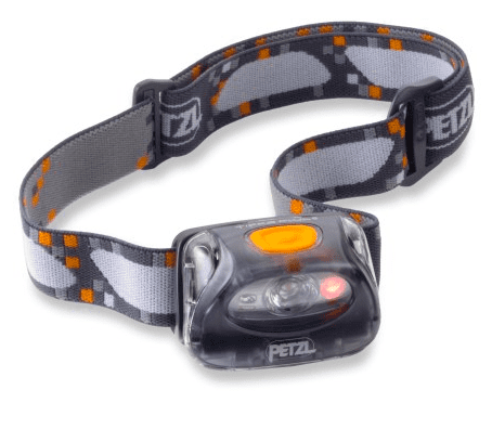 Review of Petzl Tikka Plus 2 LED Headlamp
