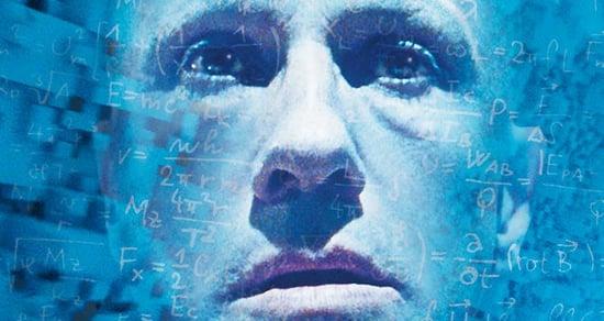 'The Zero Theorem' Poster: Inside Christoph Waltz's Brain