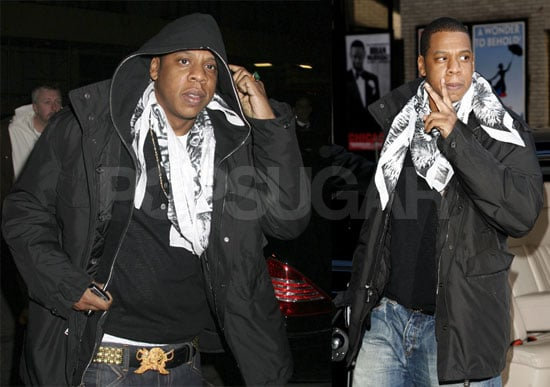 Jay-Z Is Just Part of the Music for American Gangster
