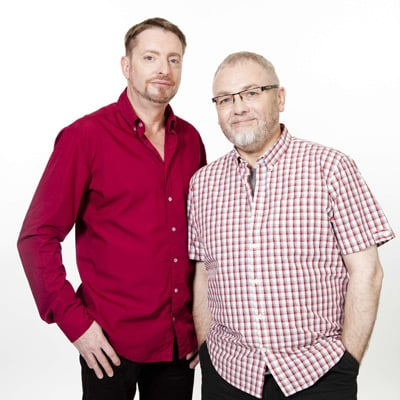 Interview With My Kitchen Rules 2012 Contestants Peter and Gary on Being Show Villains