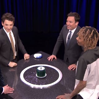 Miles Teller, Jim Parsons, and Wiz Khalifa Play Catch Phrase