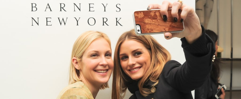 15 Times Olivia Palermo and Blair Waldorf Basically Wore the Same Thing