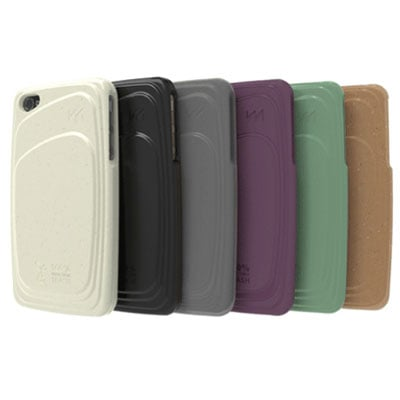Recycled iPhone 4 Cases