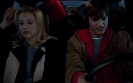 Ashton drove his way right into your heart.