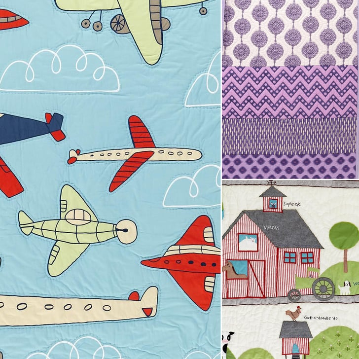 Cuddle Up With The Land of Nod's Handmade Quilts