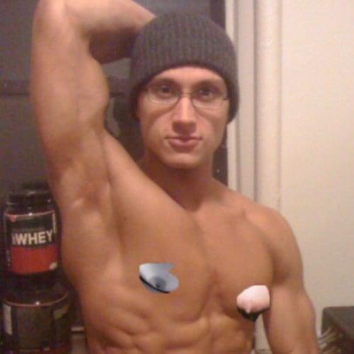 Matt McGorry Nipple Picture
