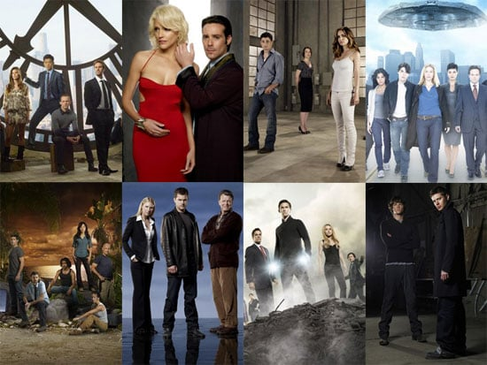 What Is the Best Sci-Fi Show of 2009?