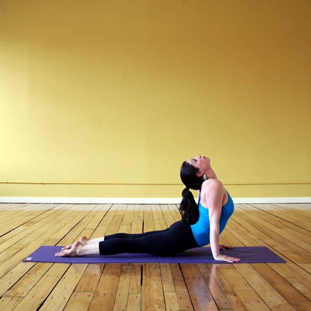 Don't Rest Between Postures