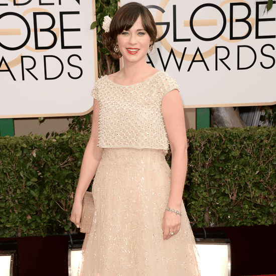 Was Zooey Deschanel's Dress Fit For a Quirky Princess?