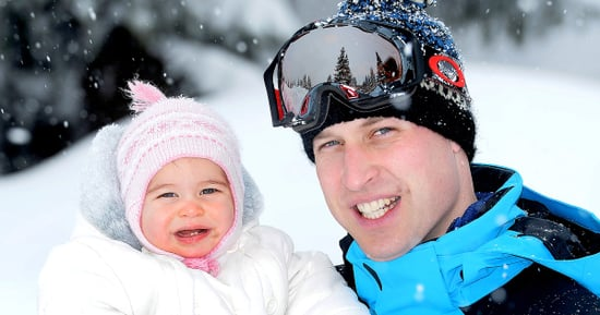 Prince William Says the Secret for Soothing a Crying Baby Is Running Water