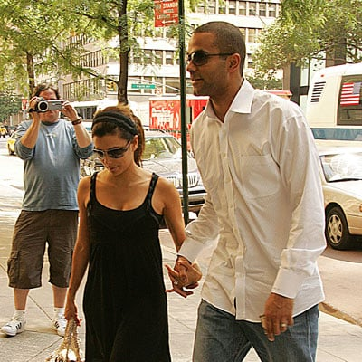 Eva Longoria and Husband Tony Parker Out in NYC