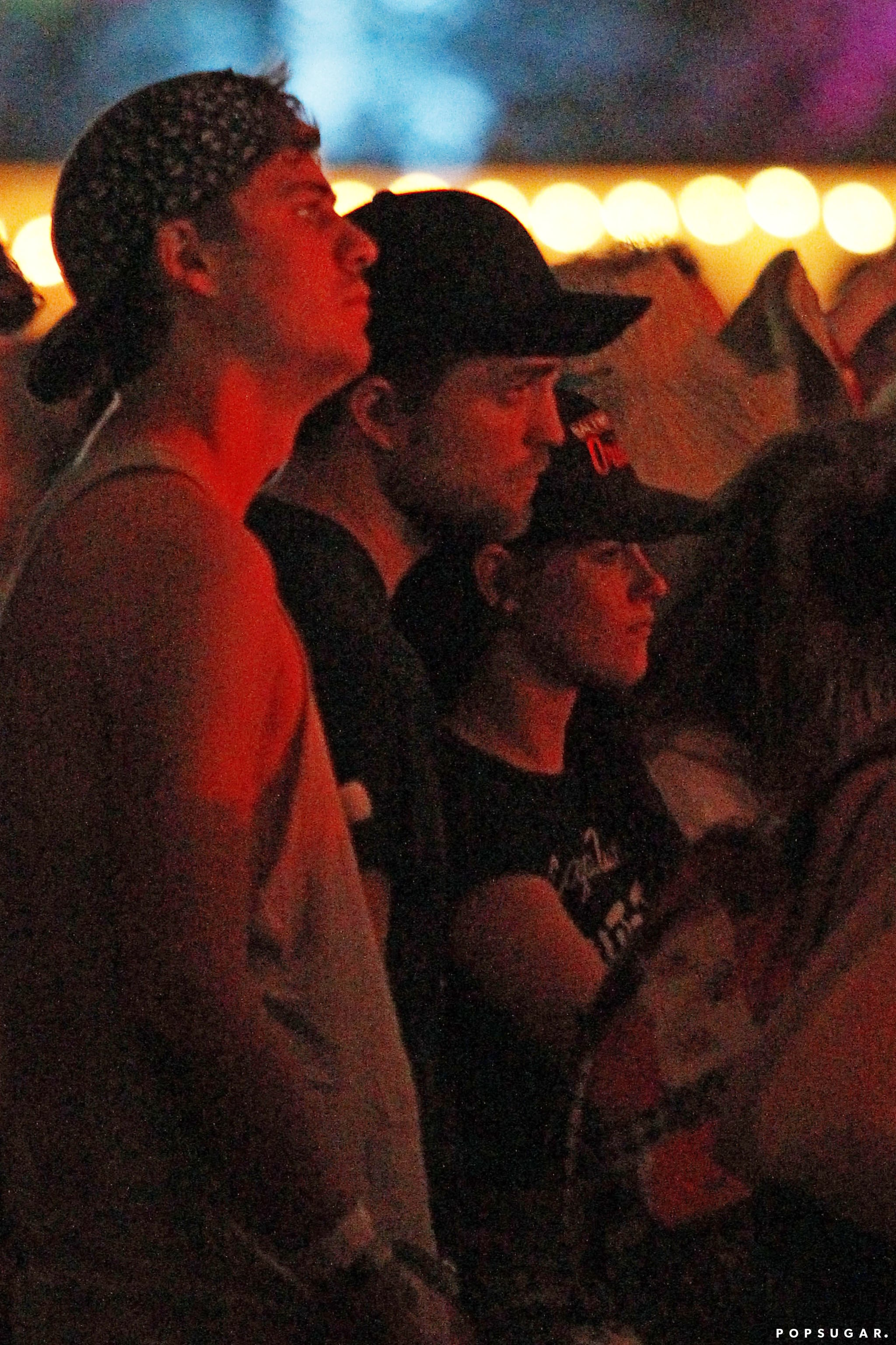 Kristen Stewart and Robert Pattinson camped out on the grass in 2012.