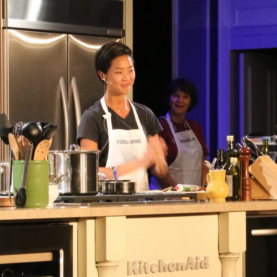Kristen Kish's Cooking Advice