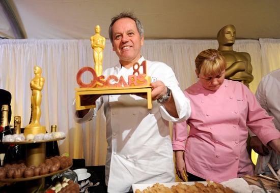 2010 Oscars Governors Ball Food and Menu