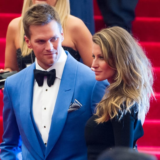 Tom Brady Cheers on Gisele Bündchen at Brazil Fashion Show