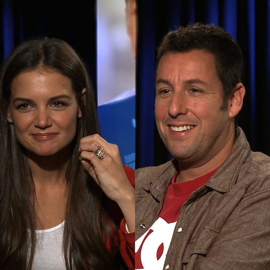 Adam Sandler & Katie Holmes Jack & Jill Video Interview