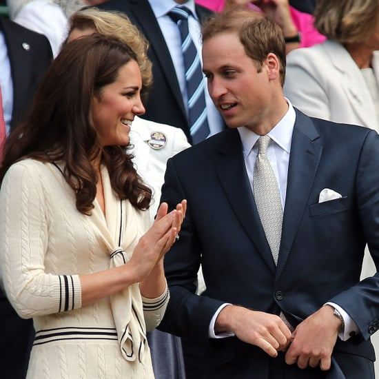 Prince William and Kate Middleton at Wimbledon 2012 Pictures
