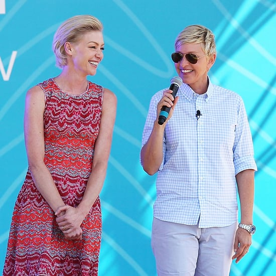Ellen DeGeneres and Portia De Rossi in Melbourne | Photos