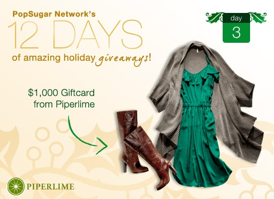 Win a $1,000 Piperlime Gift Card