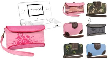 Carry Your Nintendo DS Lite In Style