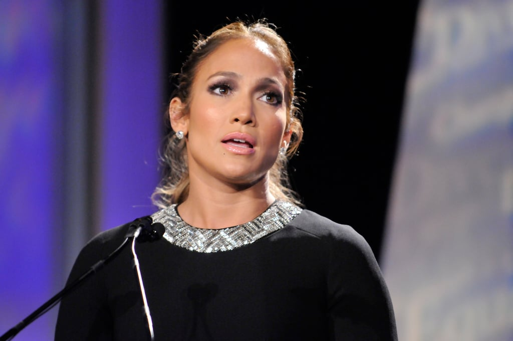 Jennifer Lopez Hits the Town —and a Fundraiser —With Casper