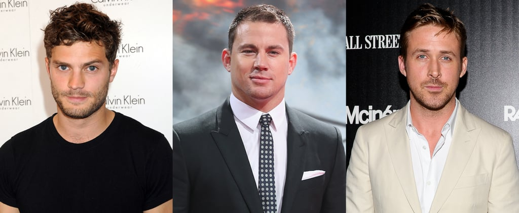 March Man-ness: Which Guy Heats Up the Big Screen?