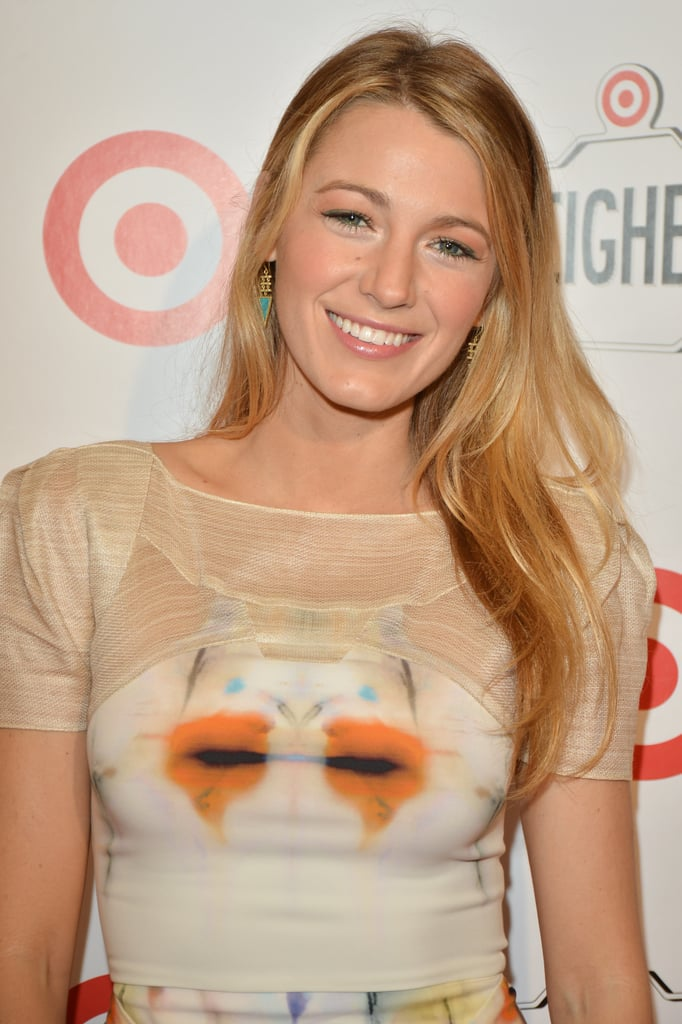 SJP and Blake Lively Team Up to Launch Target Up North