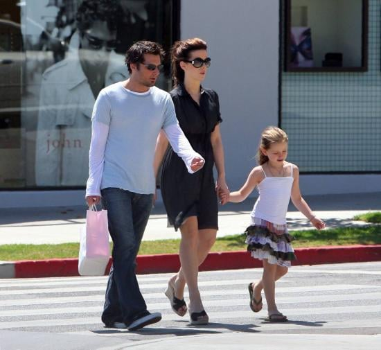 Hasselhoff Hits on Kate Beckinsale