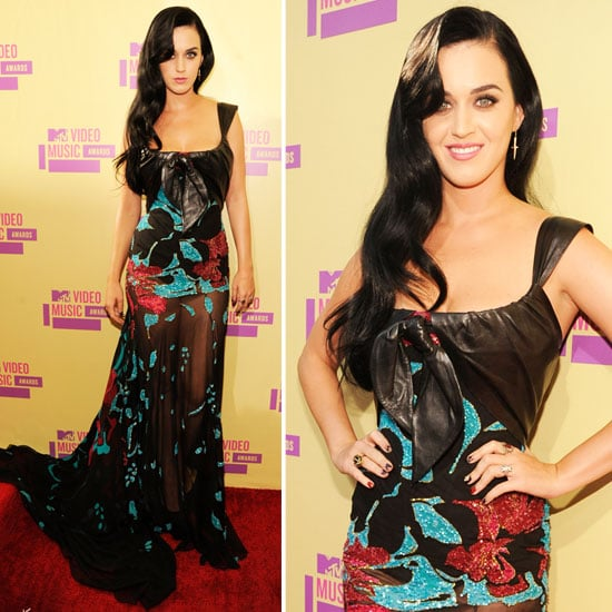 Katy Perry at MTV VMAs 2012