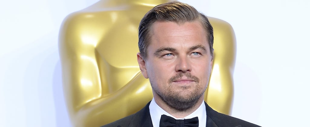 Even Celebrities Couldn't Keep Their Chill After Leonardo DiCaprio's Oscars Win