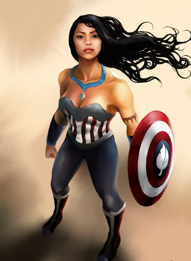 Avenger Pocahontas