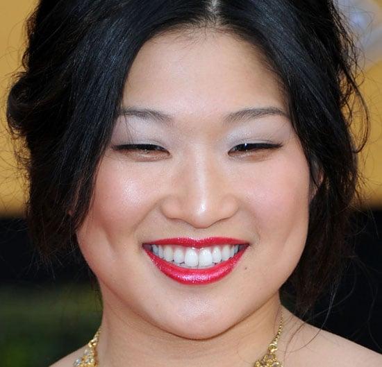 Jenna Ushkowitz's SAG Awards Makeup: Step-by-Step Tutorial