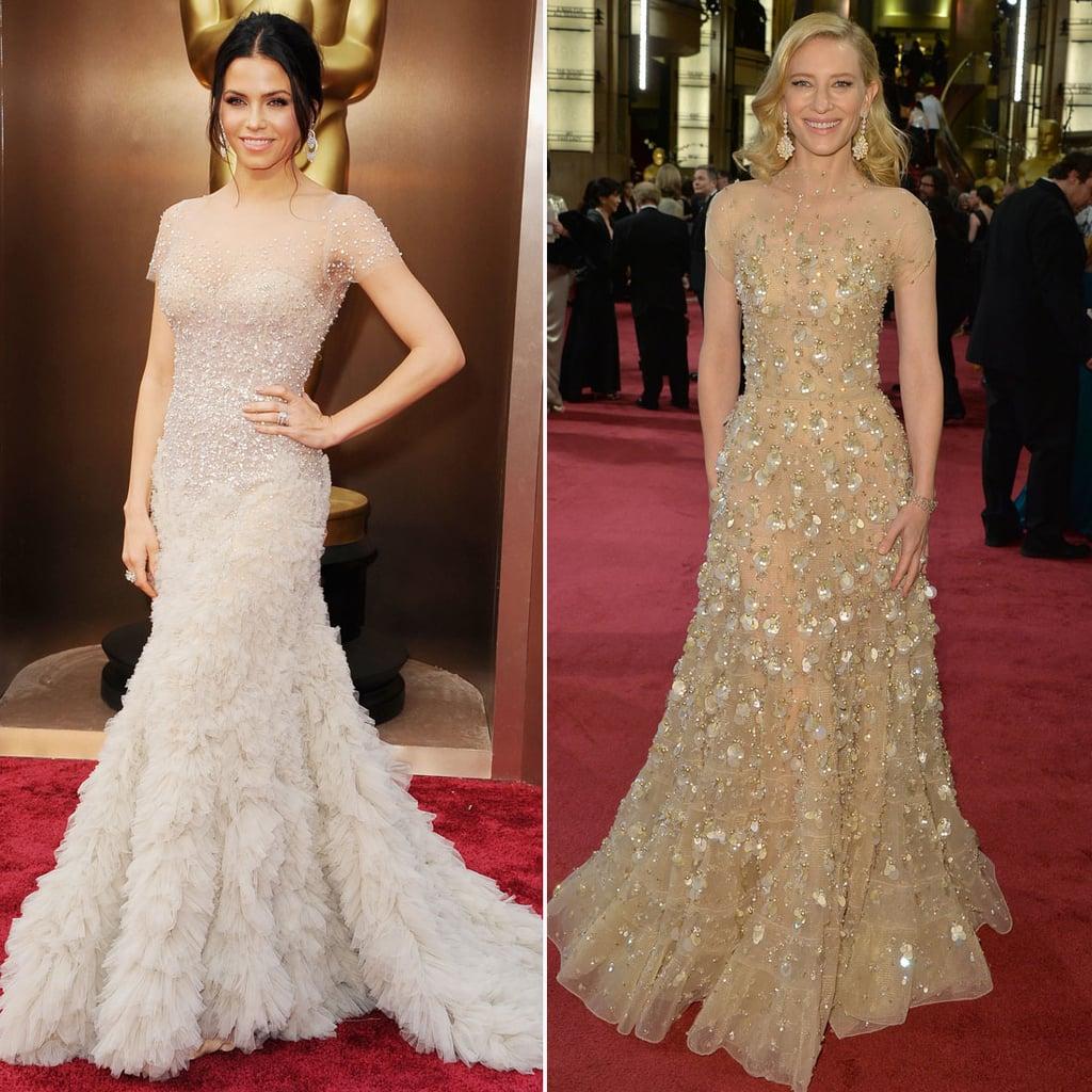 Jenna Dewan-Tatum and Cate Blanchett