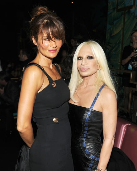 Versace For H&M Fashion Show [Pictures, Video]
