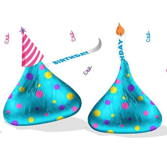 Birthday Cake Hershey Kisses
